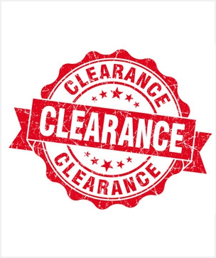 Expired Products & Clearance Items.