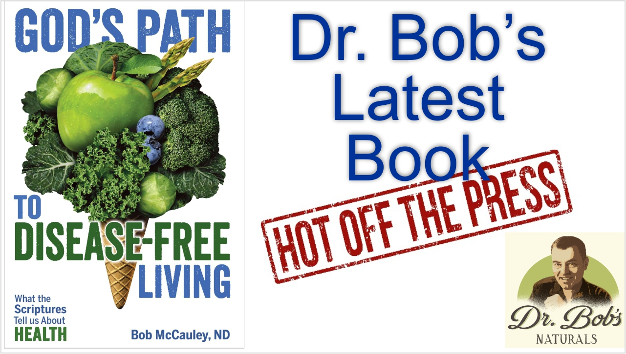 God's Path to Disease free Living